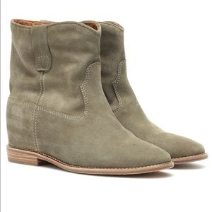 Isabel Marant Crisi suede boots size 39